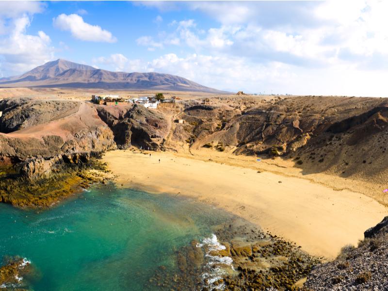 Lanzarote - Salida lunes y sábado