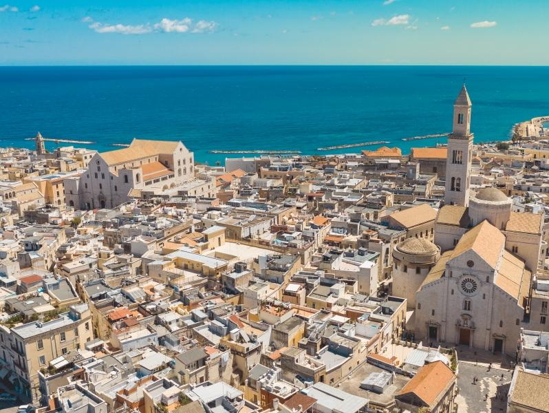 Lo mejor de Puglia - Venta Anticipada
