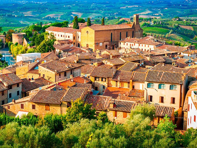 Los encantos de la Toscana