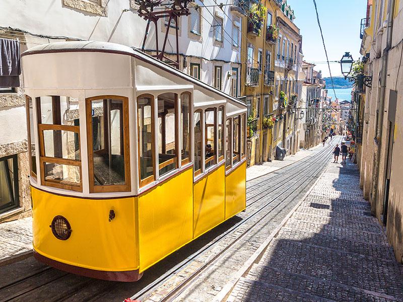 Los Encantos de Lisboa