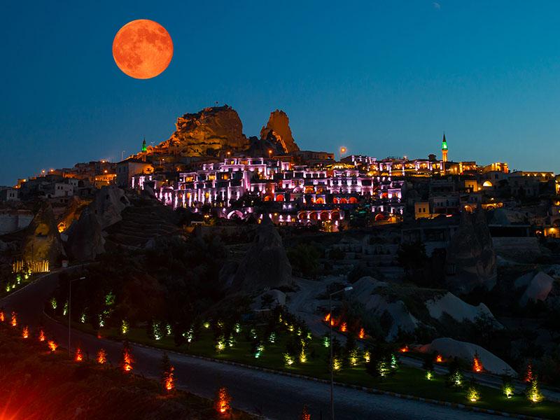 Maravillas de Capadocia - Fin de año