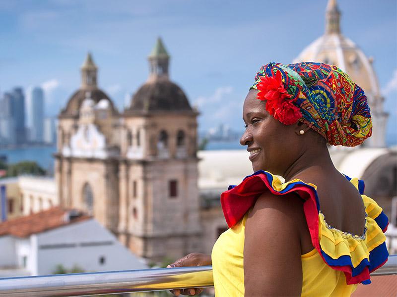 Maravillas de Colombia - Extensión Aruba