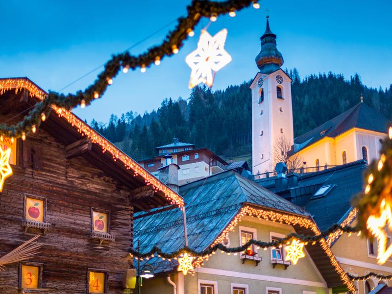 Mercadillos en Baviera y Tirol - desde Bilbao
