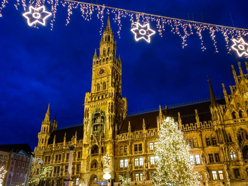 Mercadillos en Baviera y Tirol - desde Barcelona