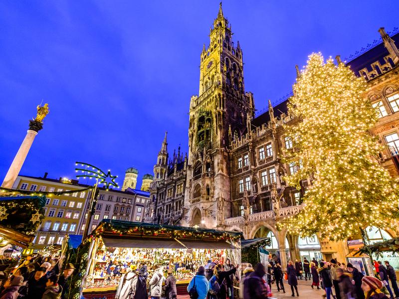 Mercadillos en Baviera y Tirol - desde Madrid