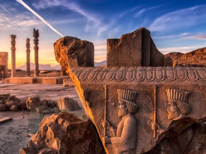 Mitos de Persia