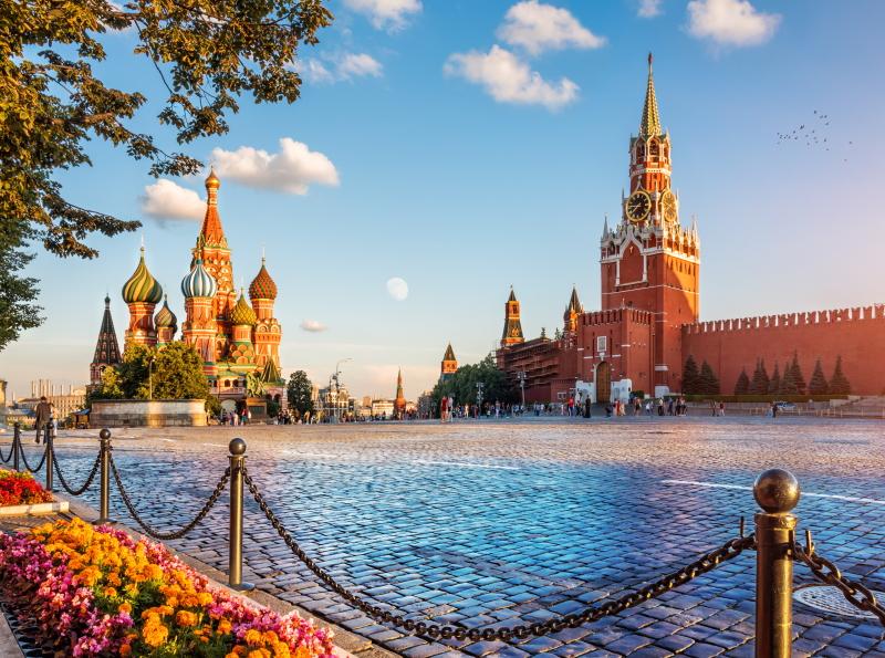 Rusia Imperial desde Madrid - Venta Anticipada