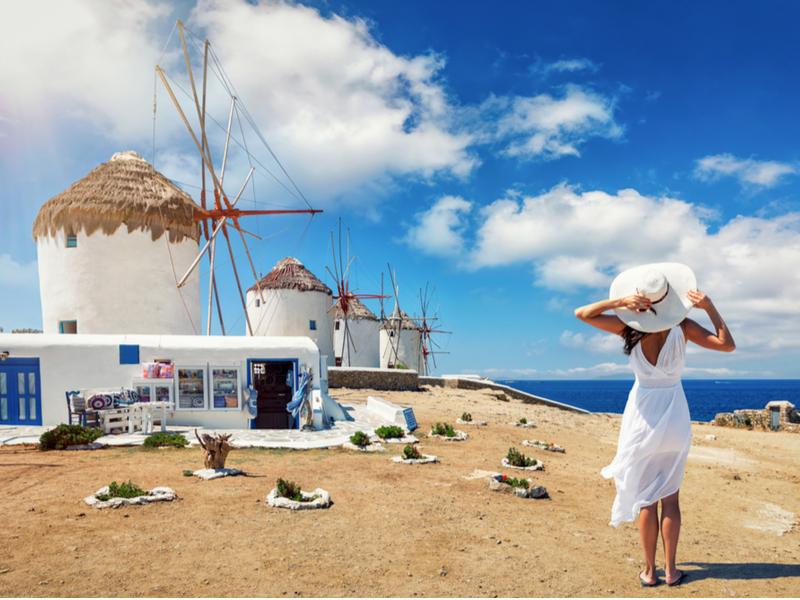 Mykonos y las Islas Griegas