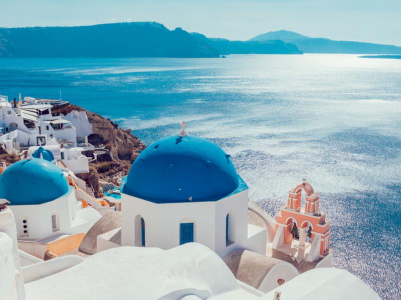 Mykonos y Santorini