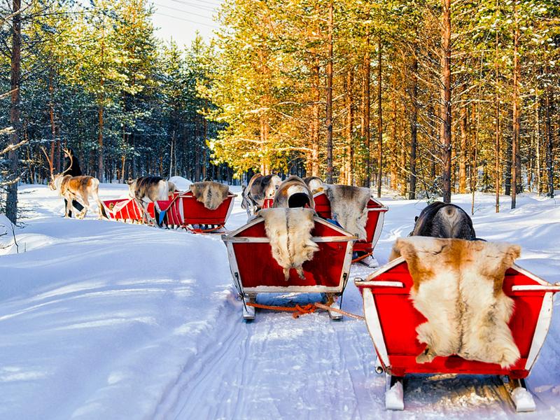 Laponia - Navidad en Levi - Salida desde Madrid