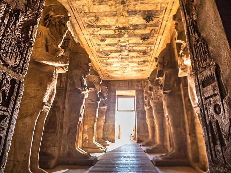 Nilo y Nasser- Salida Sábado
