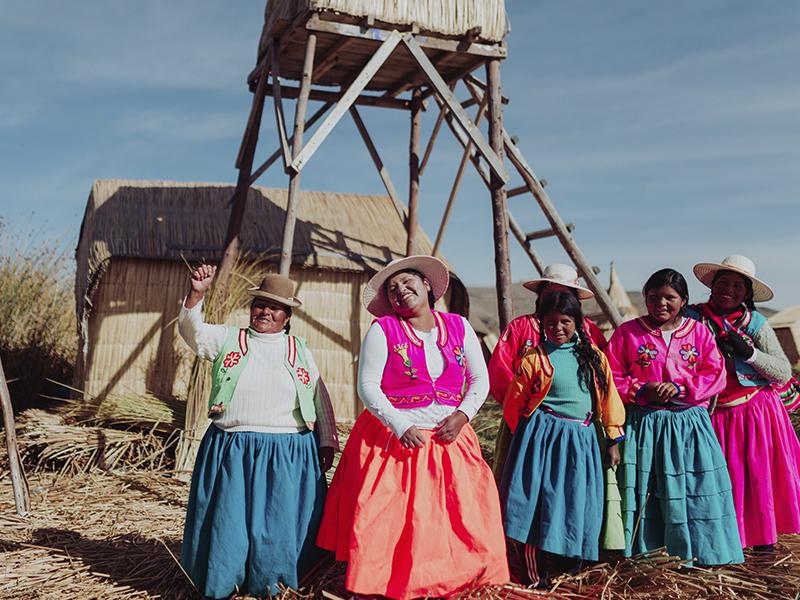 Perú Inca y Colonial