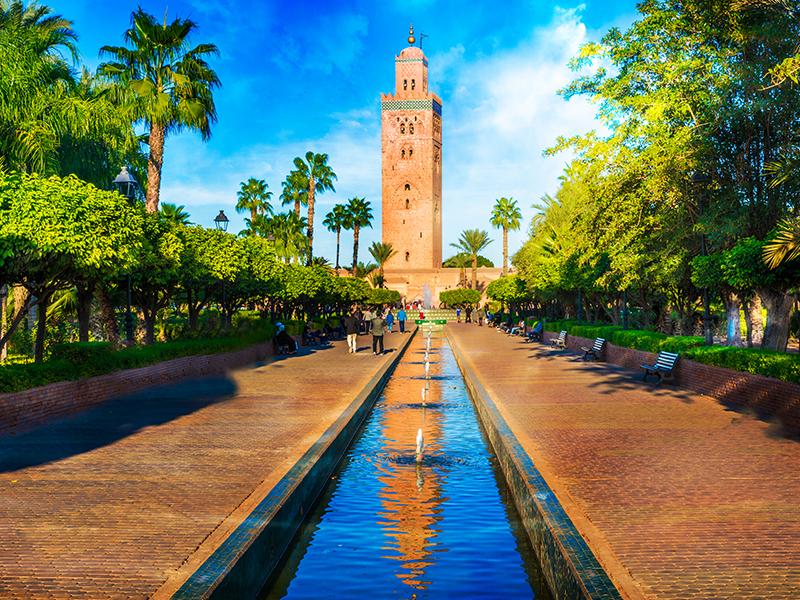 Royal Ciudades Imperiales - Llegada y salida Casablanca - Martes