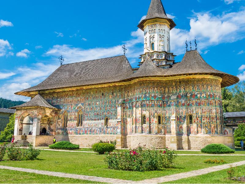 Rumanía Medieval - Extensión Bulgaria