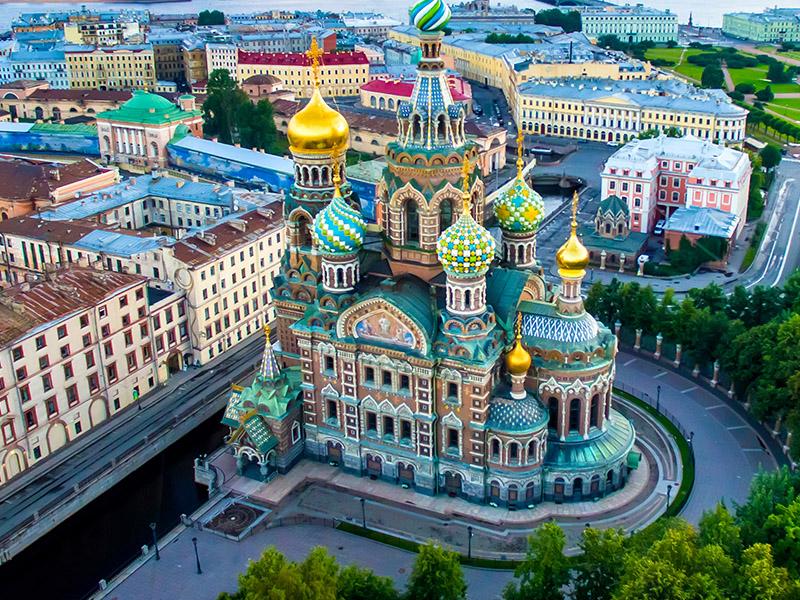Rusia imperial - Semana Santa (salida 3 abril)