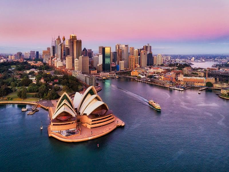 Australia Romántica