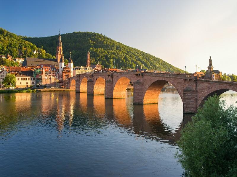 El Rin Romántico y la Alsacia