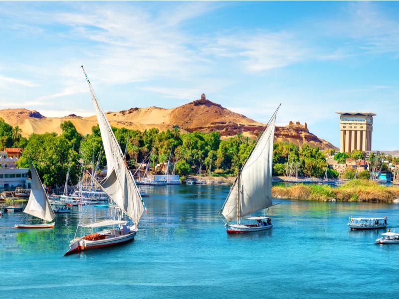 Egipto y Hurghada - Salida martes, viernes y domingo