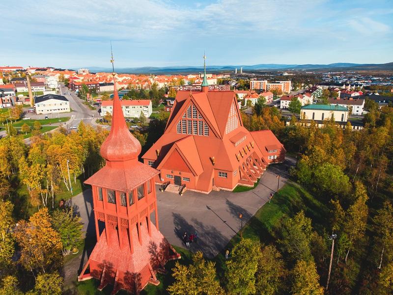 Estocolmo, Crucero Rompehielos y Kiruna