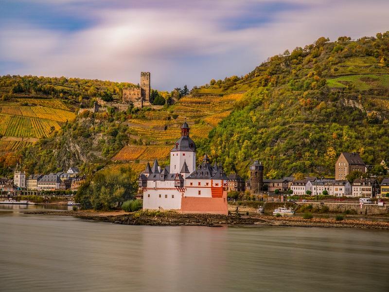 Encantos del Rin y Valle del Mosella