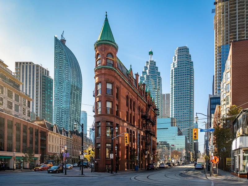 De Toronto a Montreal