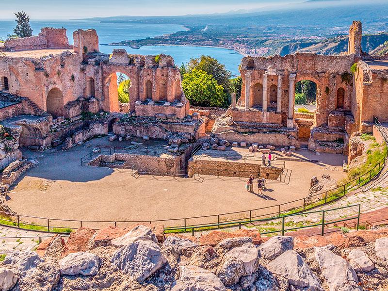 Sicilia Clásica a su aire