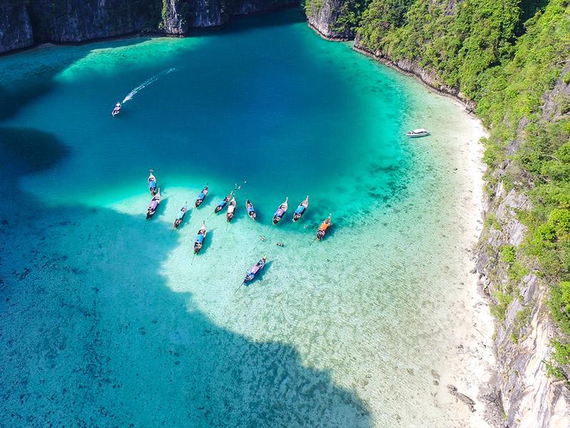 Súper Thai - Extensión Phi Phi