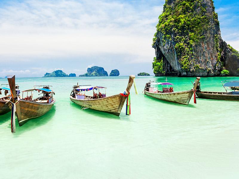 Súper Thai - Extensión Phuket