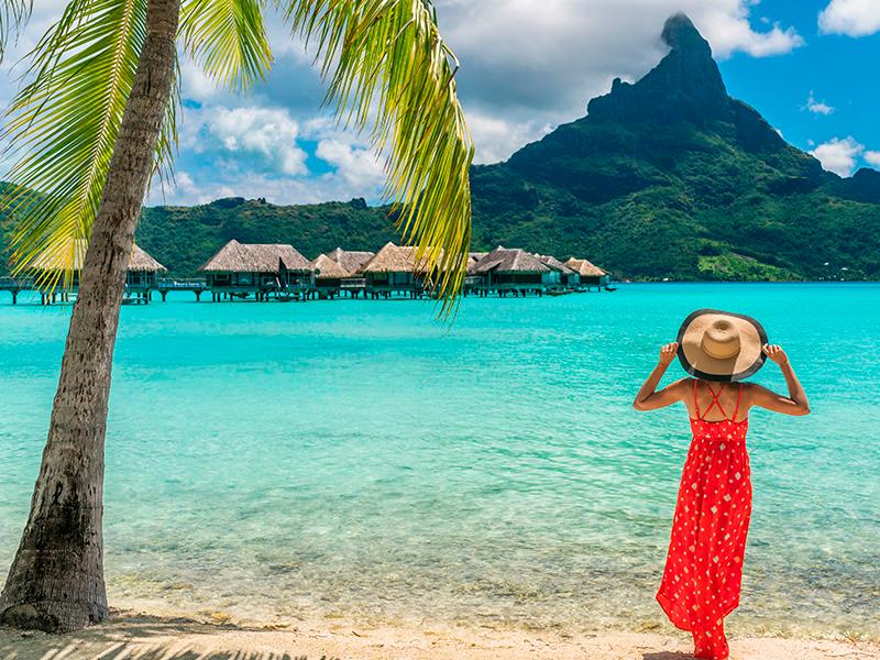 Tahití y Bora Bora - Venta Anticipada