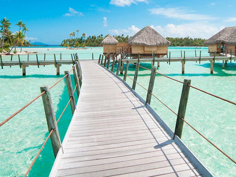 Tahití, Moorea y Bora Bora - Venta Anticipada