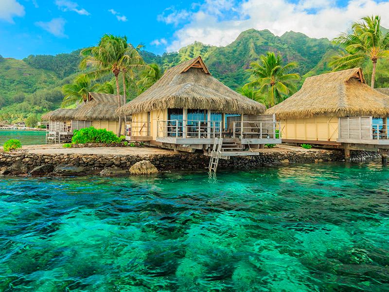 Tahití y Moorea - Venta Anticipada