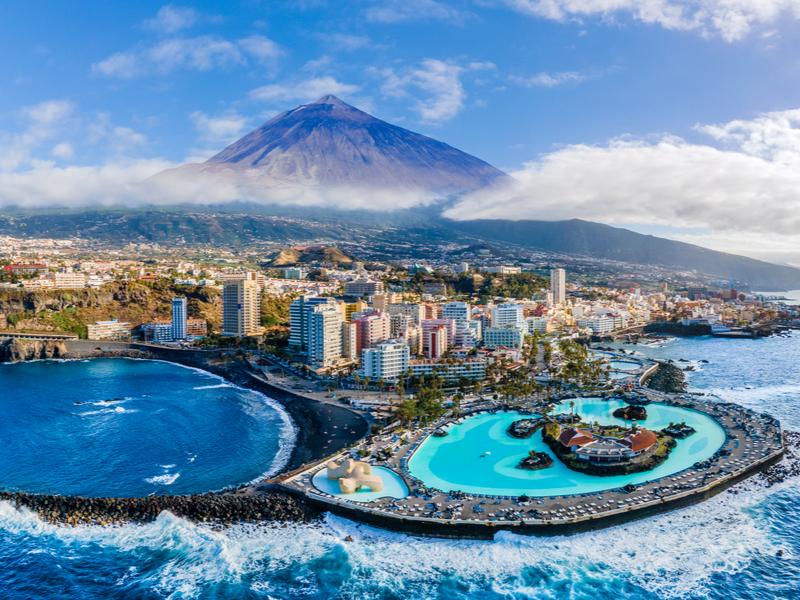 Tenerife - Salida martes y sábado