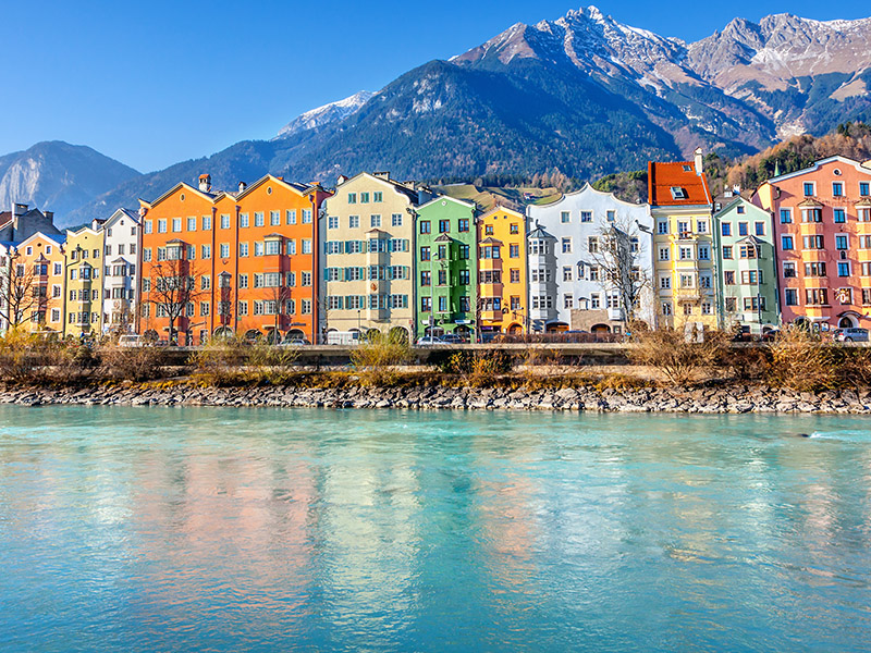 Vacaciones en el Tirol - Semana Santa (salida 28 de marzo)