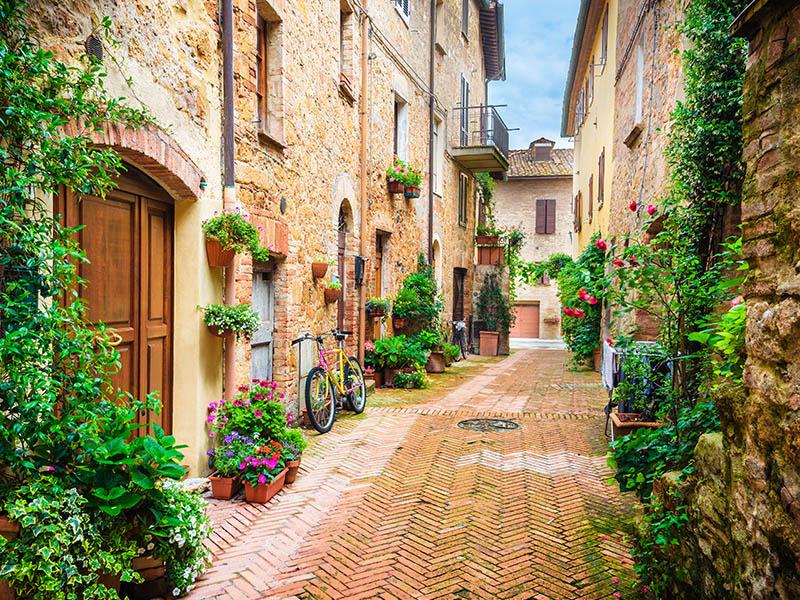 Villas en Toscana